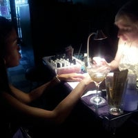 Photo taken at Beauty Bar by Stephanie C. on 7/12/2013