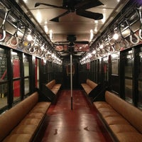 Photo taken at New York Transit Museum by Rebecca B. on 3/2/2013