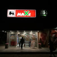 Photo taken at Maxi by Uroš S. on 4/8/2015