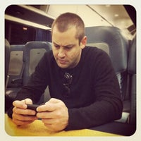Photo taken at Amtrak 2253 by Jannica R. on 2/16/2013