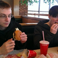 Photo taken at Wendy's by Ryan H. on 2/23/2014