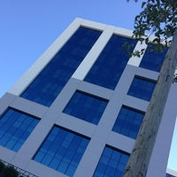 Photo taken at Hilton Garden Inn Sevilla by Adrien E. on 8/9/2013