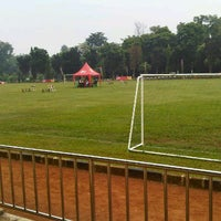 Photo taken at Stadion labda prakasa nirwakara by Aux N. on 5/25/2013