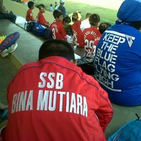 Photo taken at Stadion labda prakasa nirwakara by Aux N. on 9/21/2013