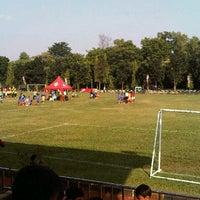 Photo taken at Stadion labda prakasa nirwakara by Aux N. on 5/19/2013