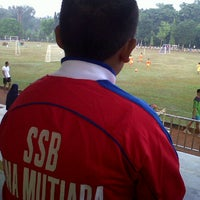 Photo taken at Stadion labda prakasa nirwakara by Aux N. on 9/22/2013