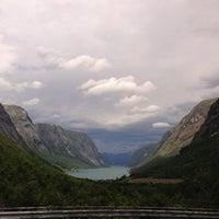 Photo taken at Lunde turiststasjon by H A. on 8/3/2013