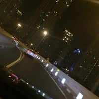 Photo taken at Sheikh Mohammed Bin Zayed Rd by KAREZMA on 1/20/2015