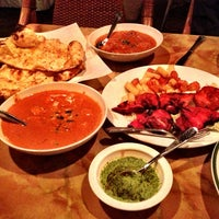 Photo taken at Moghul Palace India Cuisine by Stina M. on 3/9/2013
