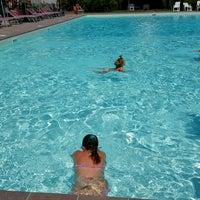 Photo taken at Hotel Residence Sant'Uberto by Falcinelli M. on 7/31/2016