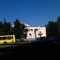 Photo taken at ДК НЛМК by Alex R. on 8/21/2013
