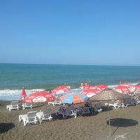 Photo taken at Akçakoca Yazlik by Buket D. on 9/7/2014