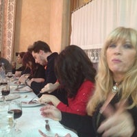 Photo taken at Trattoria Bue Rosso by Monica L. on 3/1/2014