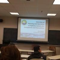 Photo taken at LSU - Patrick F. Taylor Hall by Sergio David Gutierrez on 12/10/2013