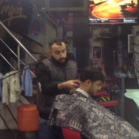 Photo taken at BARBER S&M by Dursun E. on 3/5/2015