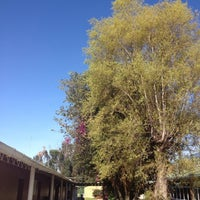 Photo taken at Colegio Angloamericano by Angelica R. on 2/1/2014
