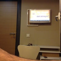 Photo taken at Yenibosna Hotel by Art Gözlüklü Director C. on 9/19/2014