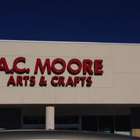 Photo taken at A.C. Moore by Eltrooper T. on 9/29/2013