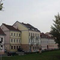 Photo taken at Троицкое предместье / Траецкае прадмесьце by Natalia V. on 10/14/2013