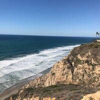 Снимок сделан в La Jolla Cliffs пользователем Gina G. 1/20/2018