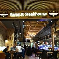 10/25/2013 tarihinde Bad Boy 😈ziyaretçi tarafından Günaydın Kasap & Steakhouse'de çekilen fotoğraf