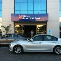 Photo taken at Hilton Garden Inn Sevilla by Bad Boy 😈 on 10/10/2013
