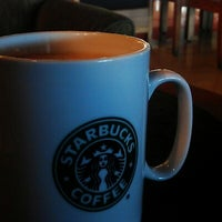 Photo taken at Starbucks by Anjerasu on 1/6/2013