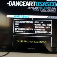 Photo taken at Dance Art Osasco by Danilo J. on 4/30/2014