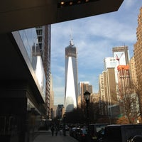 Photo taken at The Ritz-Carlton New York, Battery Park by Cris A. on 12/15/2012