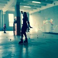 Снимок сделан в Skate Town пользователем Ольга А. 4/5/2014
