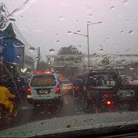 Photo taken at Jl. Letjen. Suprapto cempaka putih by RaZZi S. on 11/30/2012