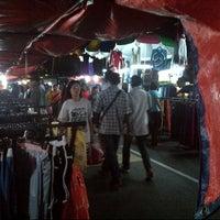 Photo taken at Pasar Malam Tmn Sri Sentosa by RaZZi S. on 3/7/2013