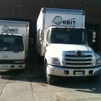 Photo taken at Orbit International moving logistics LTD by Orbit International M. on 7/25/2013