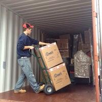 Photo taken at Orbit International moving logistics LTD by Orbit International M. on 4/28/2014