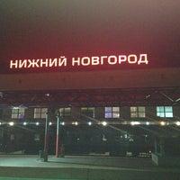 Photo taken at Поезд № 35/36 «Нижегородец» Нижний Новгород — Москва by Татьяна🍒 П. on 10/29/2014