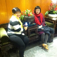 Photo taken at 函舍商務旅店 Han She Business Hotel by King K. on 2/14/2014