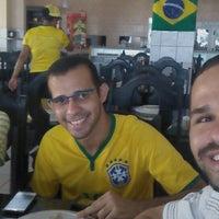 Photo taken at Churrascaria Bom Sabor by Gilson O. on 6/28/2014