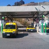 Photo taken at Yellow Cab Co-op (San Francisco) by Kim E. on 9/22/2012