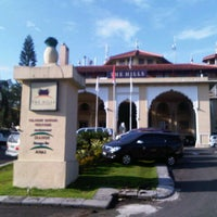 "Photo taken at ""THE HILLS"" Bukittinggi Hotel & Convention by Parlin P. on 3/28/2013"