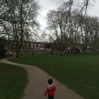 Photo taken at Belmont Park by Nur Fariha on 3/14/2017