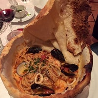 Photo taken at Brindisi Cucina di Mare by Petar N. on 10/14/2014