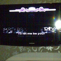 Photo taken at Diva Karaoke by Benazir A. on 3/17/2013