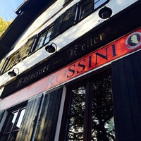 Das Foto wurde bei Ristorante Rossini von giö am 9/28/2014 aufgenommen