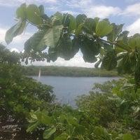 Foto tirada no(a) Barra de Santo Antônio por Lenilda L. em 3/2/2014