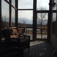 Photo taken at Stewart pond by Barbara M. on 4/1/2014