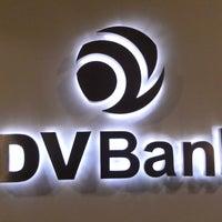 Photo taken at Dvbank by Денис Т. on 4/8/2014