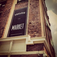 Photo taken at Chelsea Market by Jake E. on 7/19/2013