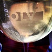 Photo taken at OLV Cafe by Jake E. on 12/30/2012