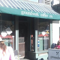 Photo taken at Groundwork Coffee by Eric B. on 9/29/2013