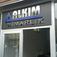 Photo taken at ALKIM MİMARLIK by Ümit A. on 11/10/2015